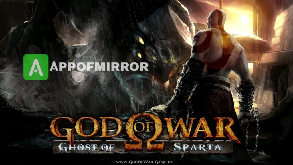 God Of War Ghost Of Sparta ROM Download PPsspp Latest Free For Android