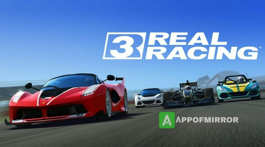 Real Racing 3 MOD APK+OBB Data 9.6.0 (All Cars Unlocked/Money) Download Latest 2021 Free
