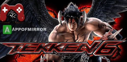 Tekken 6 PPsspp Download latest free For Android