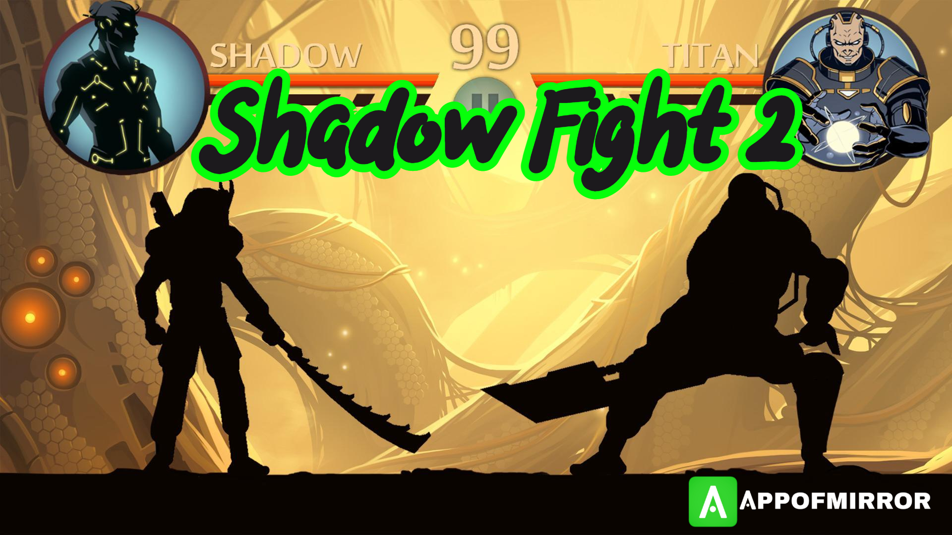 Read more about the article Shadow Fight 2 MOD APK Unlimited Everything And Max Level 77/59 Download Latest 2021 Free