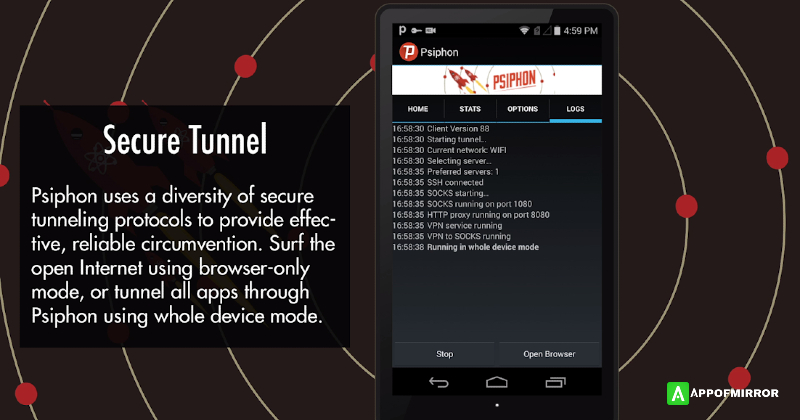Psiphon Pro Mod Apk 324 Unlimited Speed (Free Subscribed) Latest 2021