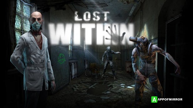 LOST WITHIN APK v1.00 (MOD/English Version) Download 2021 Latest For Android