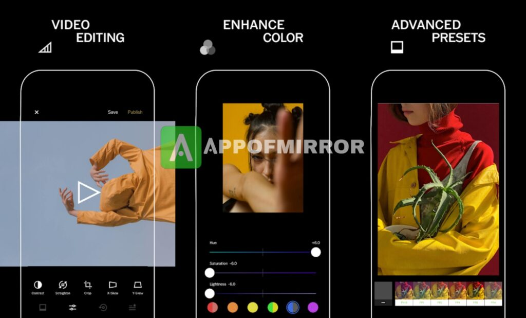 VSCO MOD APK 231 Download (Without Watermark/All Unlocked) Latest 2021 Free