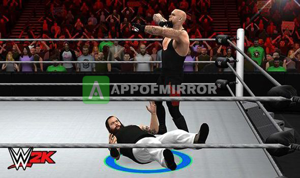 WWE 2K MOD APK + OBB v1.1.8117 Download Latest 2021 For Android Free
