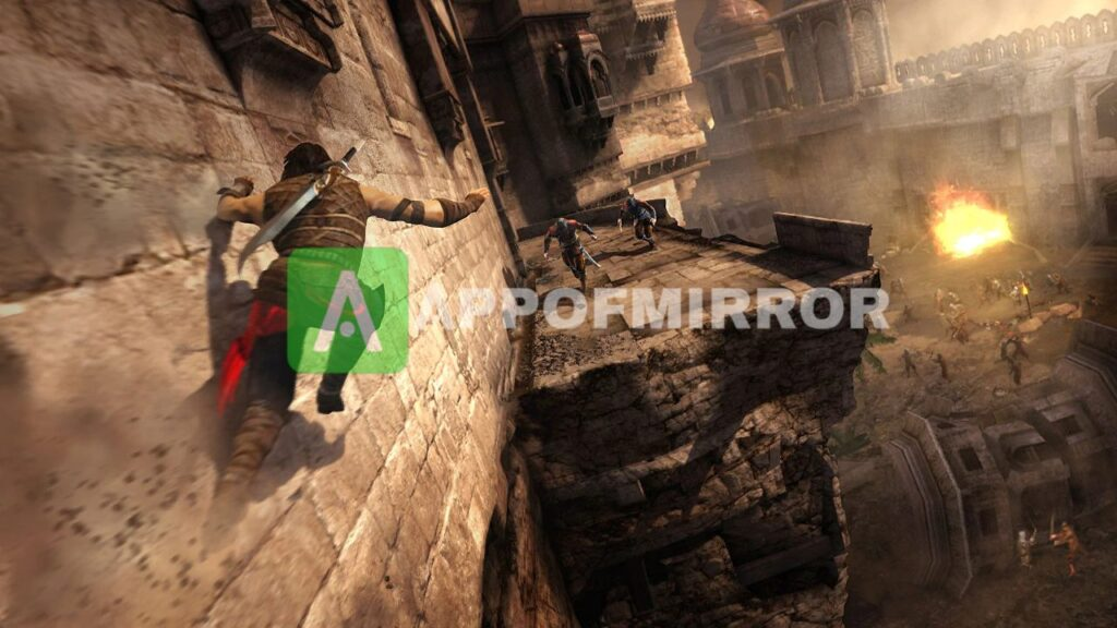 Prince of Persia The Forgotten Sands PPsspp Highly Compressed Download Latest 2021 Free