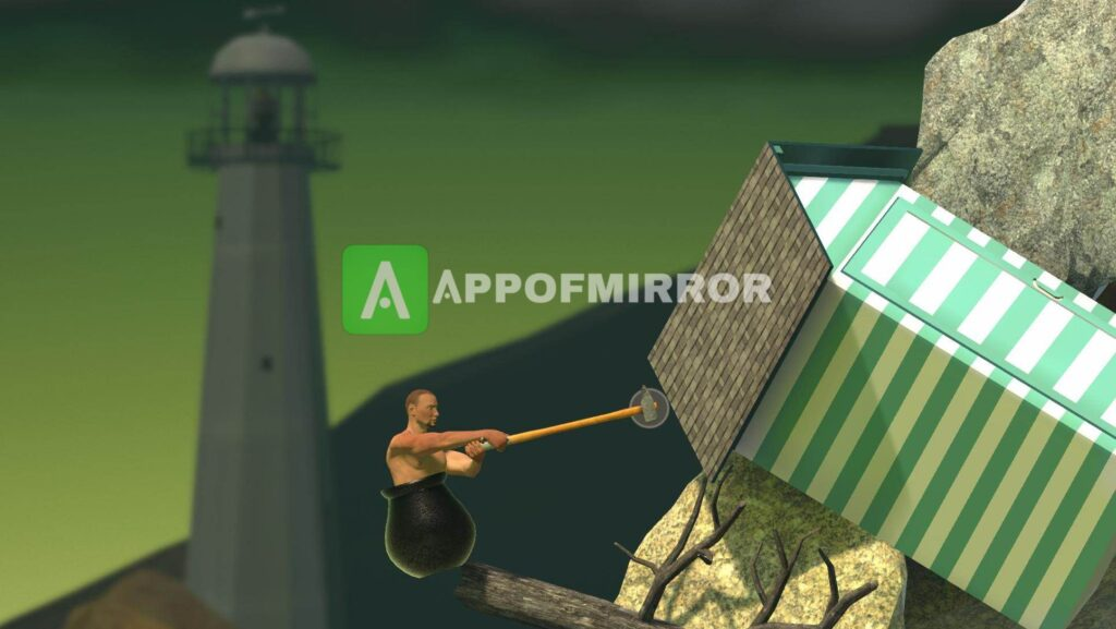 Getting Over It MOD APK+OBB Data 1.9.4 (Gravity) Download 2021 Latest Version Free