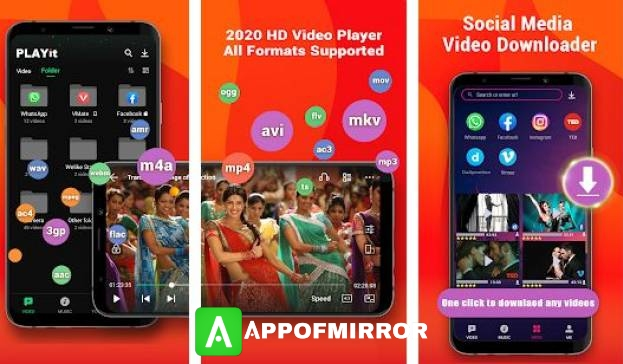 PLAYit MOD APK 2.5.3.34 (VIP Unlocked) Download Latest 2021 Free For Android