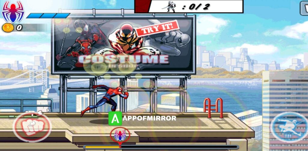 Spider-Man Ultimate Power MOD APK 4.10.8 (Free Shopping) Download Latest 2021 Free
