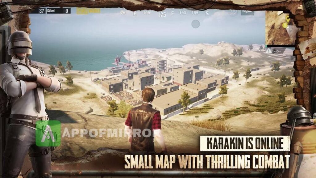 PUBG MOBILE APK 1.6.0 Latest Update Download (Without VPN/Global) 2021 Free