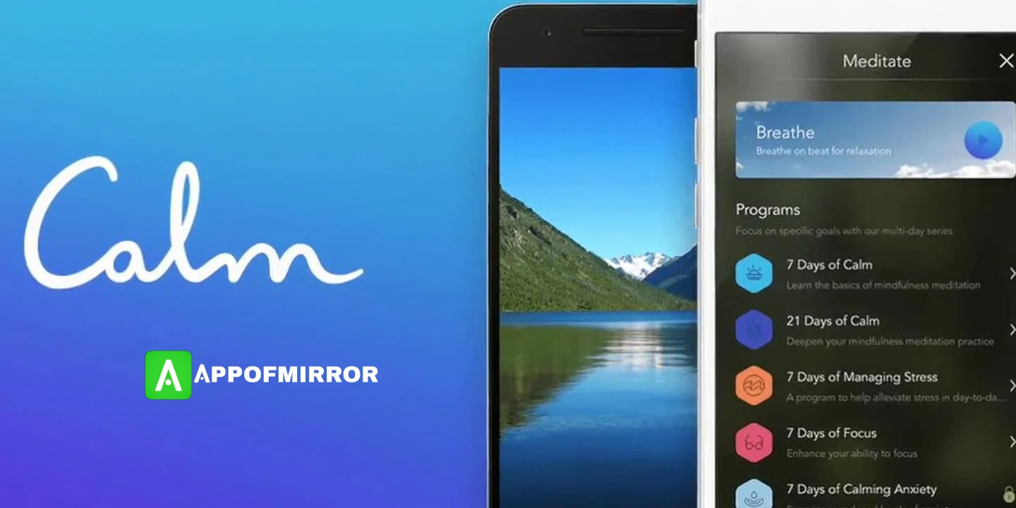 Read more about the article Calm MOD APK 5.28 (Premium Unlocked) Free Download 2021 Latest