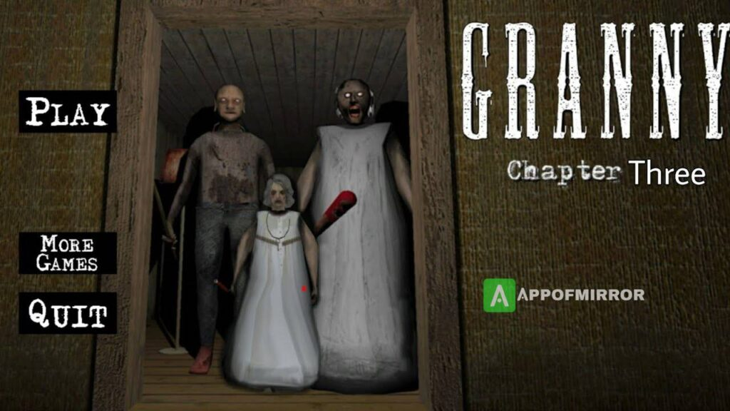 Granny 3 MOD APK 1.0.1 (Chapter 3/MOD Menu) Download Latest 2021 Free for Android