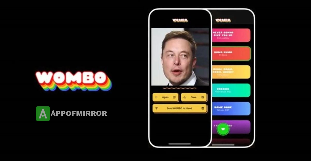 Read more about the article Wombo MOD APK 2.0.20 (Premium/Without Watermark) 2021 Latest Free