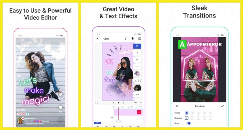 Funimate MOD APK 11.11 Download (Without Watermark/Pro) 2021 Latest Version Free