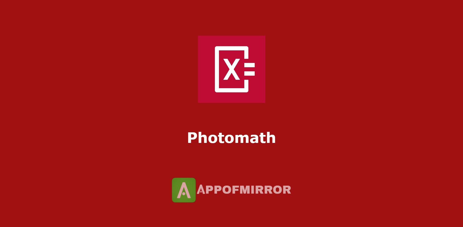 Read more about the article PhotoMath MOD APK 7.14.0 (Plus+Premium) 2021 Download Latest Free