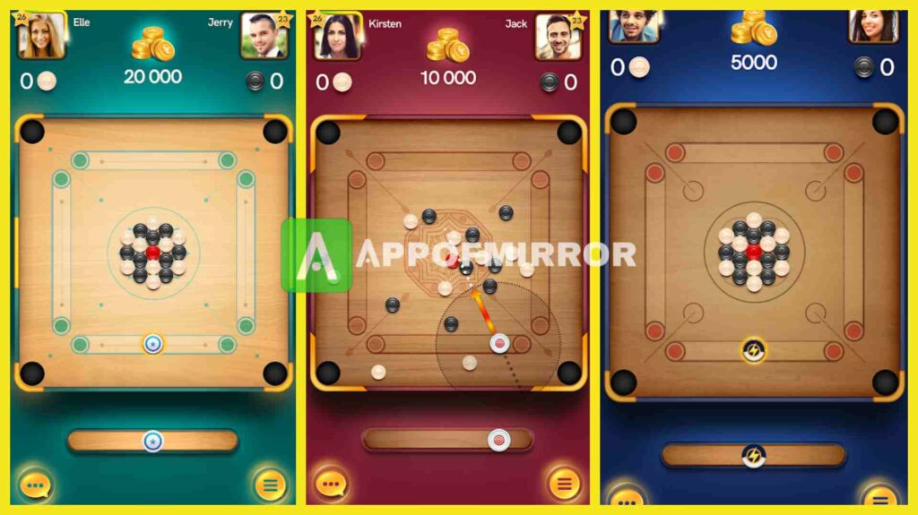 Carrom Pool MOD APK 5.2.3 (Unlimited Coins And Gems) Download 2021 Latest Free