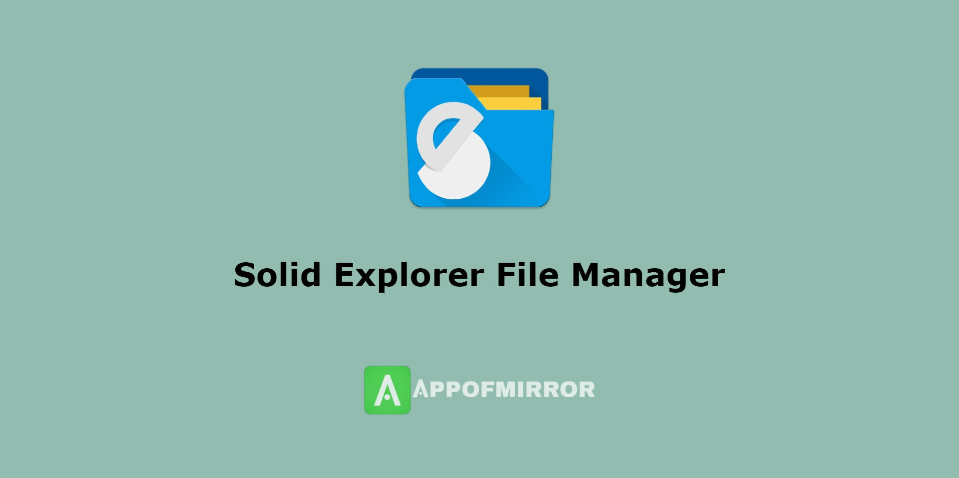 Read more about the article Solid Explorer Pro APK 2.8.16 (MOD/FULL Unlocked) Download 2021 Latest Version Free