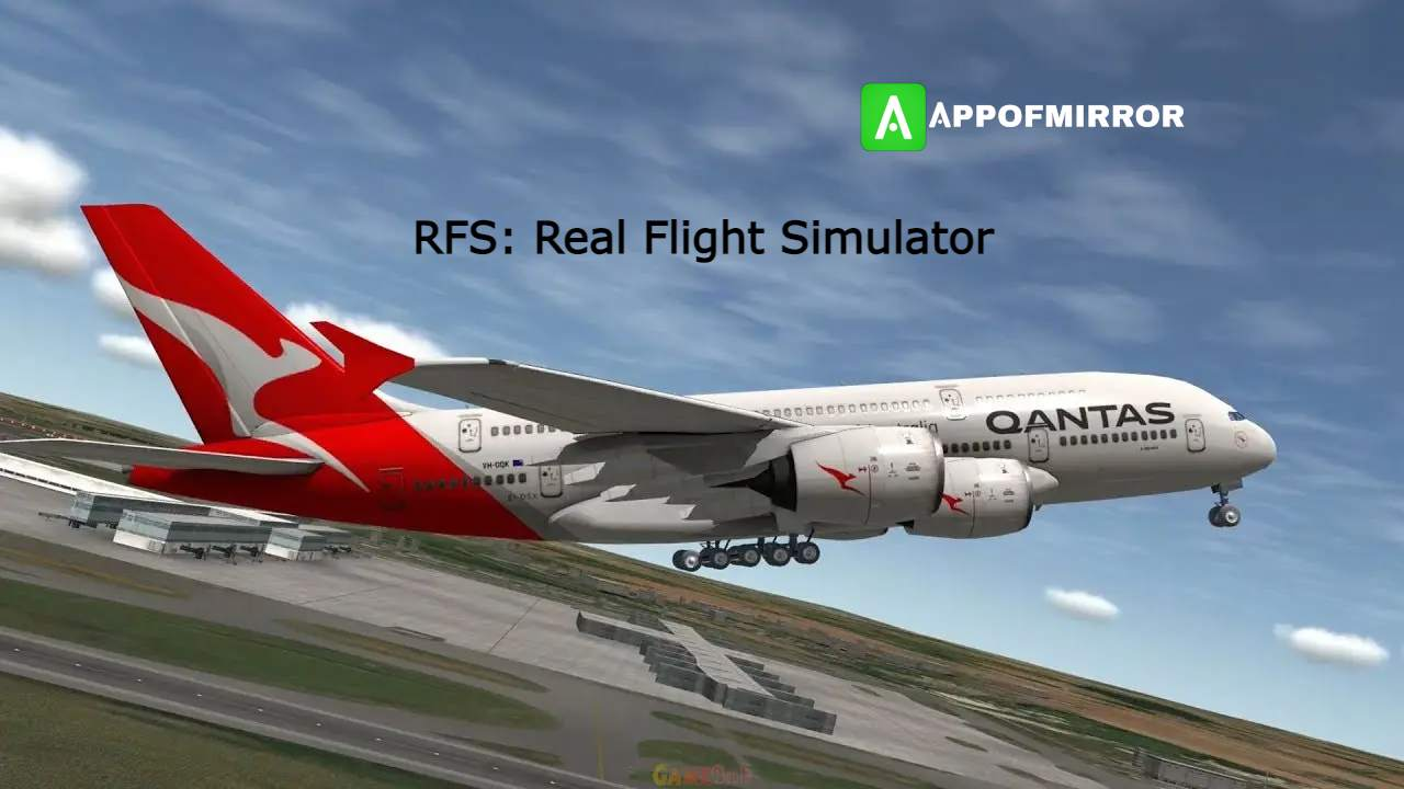 Read more about the article RFS Real Flight Simulator MOD APK 1.4.2 (All Planes Unlocked) 2021 Latest Free